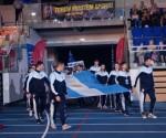 Ceremonia de apertura de los Juegos