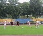 Semifinal frente a Ucrania