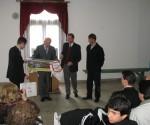 Exposición gira deportiva Polonia 2007